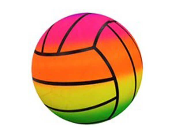 Inflatable-Fluoro-Volleyball-MyLollies