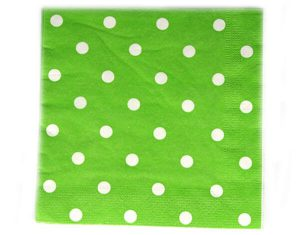 Party-Supplies-Napkins-Green-Lge-MyLollies
